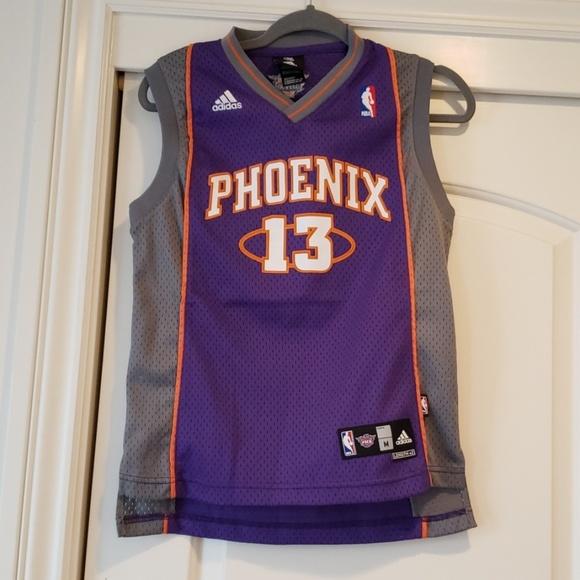 wholesale dealer cc9fa 56d4a Phoenix Suns Jersey - Steve Nash